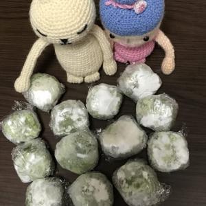 手作り草もち!【保存方法と美味しい食べ方】