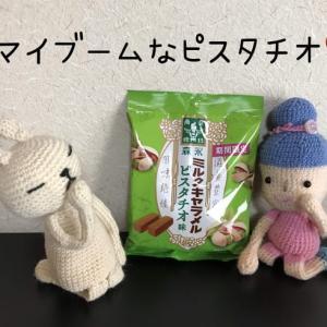 期間限定❤️【森永ミルクキャラメル ピスタチオ味】
