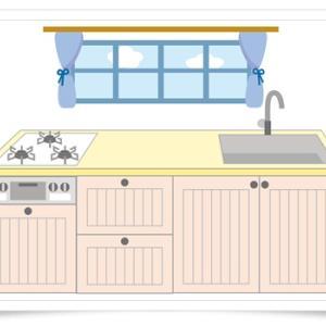 注文住宅 キッチン 収納