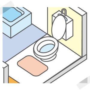 注文住宅 トイレの位置