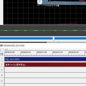 D5300で撮ったMOV形式の動画をAviUtlで読み込めなかったのでなんとかしてみた