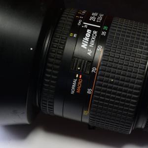 実は持ってた Ai AF Zoom Nikkor 28~105mm F3.5~4.5D(IF)の話