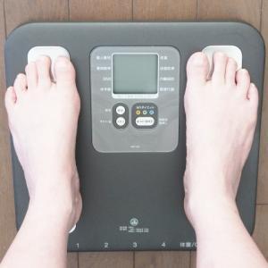 骨密度と筋力の測定の結果