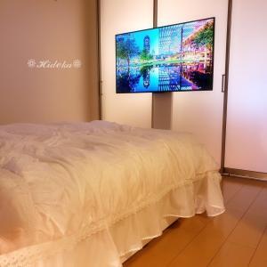 寝室のテレビ台❁