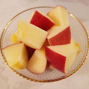 りんごで美肌、金運アップ❁