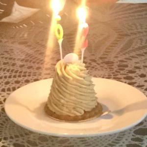 夫の誕生日🎉