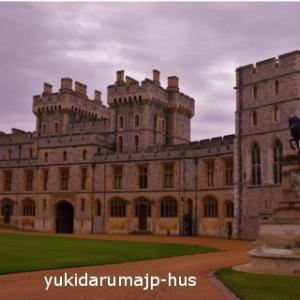 イギリス旅行 ⑫ 6日目 ロンドン観光 その③ ウィンザー城