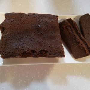 チョコテリーヌ♡作りました