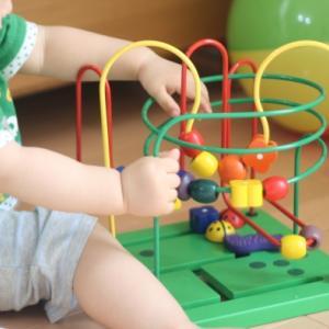 ディズニーがモチーフの太鼓型おもちゃ、マジカルバンドが赤ちゃんにオススメ!!
