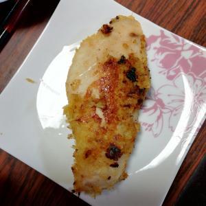 かじきのマヨミソパン焼き