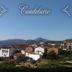 いつか住みたいスペインの水が溢れる村 Candelario(カンデラリオ サラマンカ県)