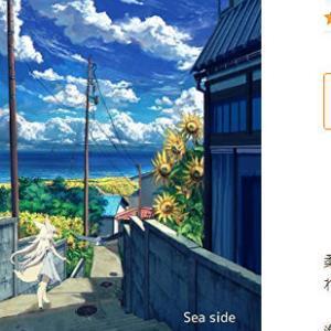 みんかの #創作同人電子書籍 レビュー: ぴっぴ「Sea side」#イラスト #ケモノ
