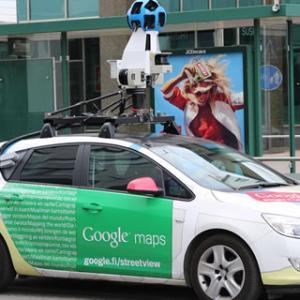 Google ストリートビューに復活したハッチー
