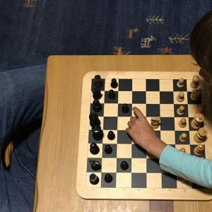 ホントにチェス?