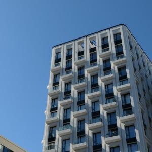 ストックホルムの拡大を夢見る新興住宅地