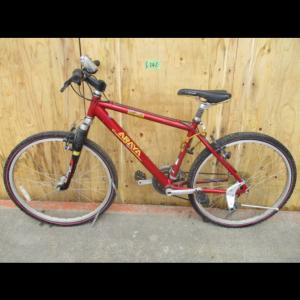古い自転車を修理します① ARAYA muddyfox