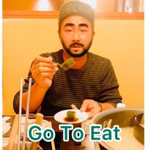 自転車でGo To Eat