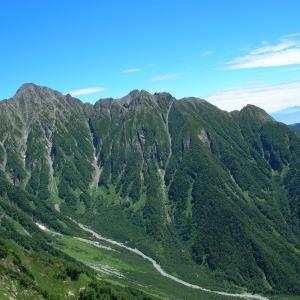 G-gの山歩き・過去に出向いた絶景の山々。ベスト3/第1位