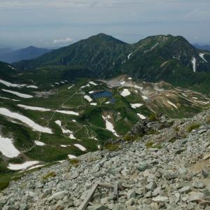 G-gの山歩き・過去に出向いた絶景の山々。マイベスト3/第2位
