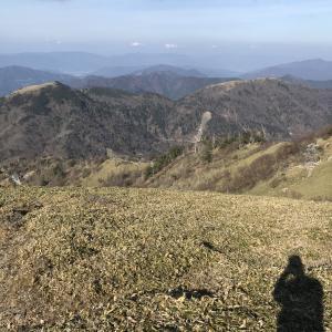 四国・剣山 山歩き
