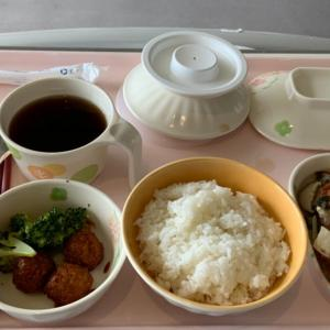病院食 豆腐の炒め煮