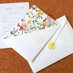 結婚式招待状返信メッセージ友人の場合は?文例・マナー・書き方