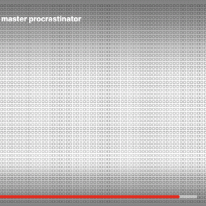 【TED】後回しマスターの頭の中「Inside The Mind of A Master Procrastinator」