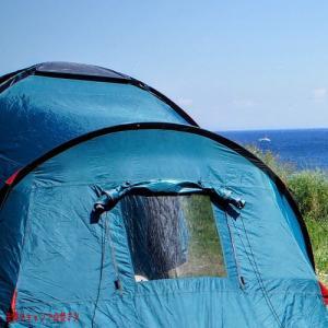 何が決め手?夫婦キャンプにぴったりなコンパクトで快適なトンネルテントの選び方