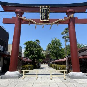 太鼓の音(笠間稲荷神社)