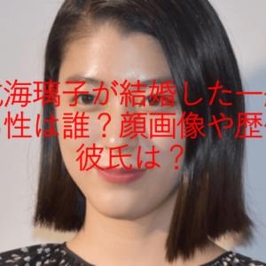 成海璃子が結婚した一般男性は誰?顔画像や歴代彼氏は?