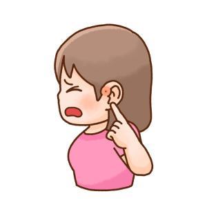 耳の前にある穴は放っておいて大丈夫?