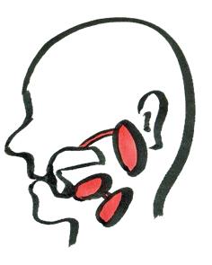 耳の下に痛みのないしこりがあるけど大丈夫?