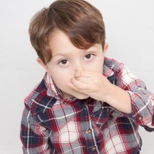 鼻の中に異物がある。どうすればよいですか?