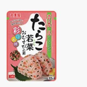 10袋666円!丸美屋ふりかけが激安~♪