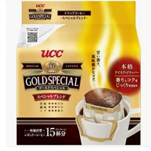 【70%off】ドリップコーヒー1杯あたり11円!