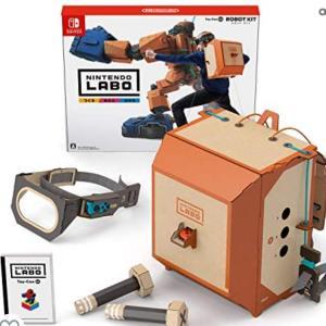 【1000円】Nintendo laboが激安すぎる