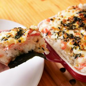 Baked sushi(ベイクド寿司)って知ってます?