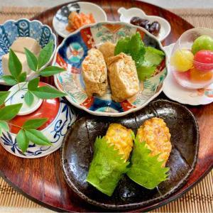 鯖缶活用とカラフルトマトの映えるレシピ☆毎日食堂/おうちごはん