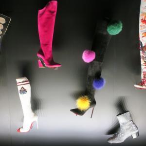 靴・靴・靴!ルブタン。