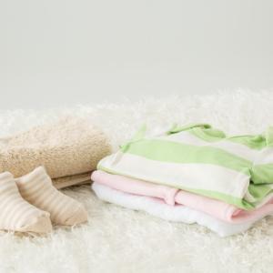 赤ちゃんの洗濯物って分けるもの?