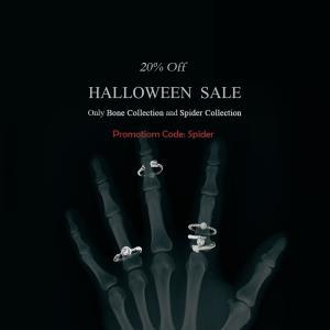 Halloween Saleスタート
