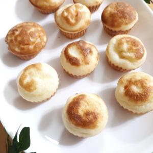ビタントニオでミニカップケーキ♪