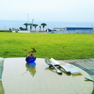 *海を眺めるリストランテ*