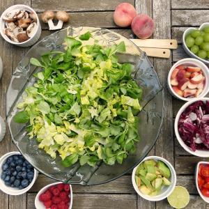 筋トレ ダイエットにはバランスのとれた栄養をとりましょう