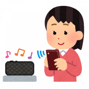 スマホで音楽を聴く事が当たり前な今の子供達。