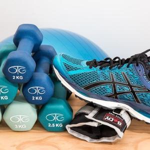 【30代独身一人暮らし】運動・体形維持について
