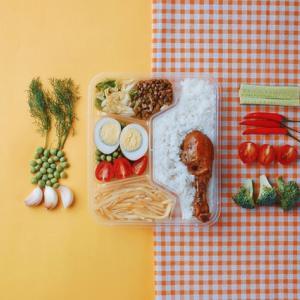 【30代独身ひとり暮らし】昼食のお弁当公開