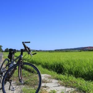 自転車生活を楽しんでいる