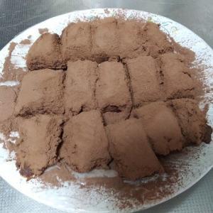 生クリームなし! 豆腐で作る生チョコのレシピ