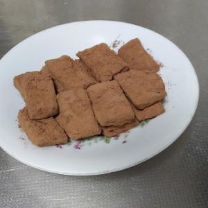 牛乳と板チョコで作る「生チョコ」のレシピ。おすすめの製菓用チョコレートも紹介